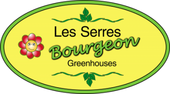 Les Serres Bourgeon Greenhouses Logo