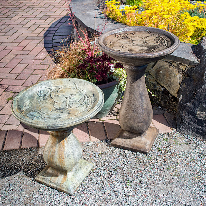 butterfly birdbaths